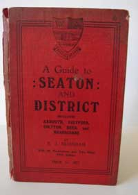 photo of E.J. Burnham, A Guide to Seaton and District, 1912