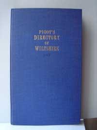 photo of Pigot's Directory of Wiltshire, 1848