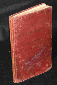 photo of Harvey's Waterford Almanac and Directory for 1866