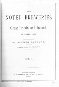 photo of The Noted Breweries of Great Britain and Ireland, 1889-1891