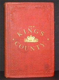 photo of The King's County Directory, 1890