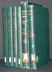 photo of Francis Elrington Ball's A History of the County of Dublin (6 vols, 1902-20)