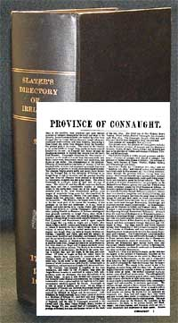 photo of Slater's Royal National Directory of Ireland 1894: Connaught Section