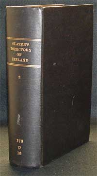 photo of Slater's Royal National Directory of Ireland, 1894: Compendium of all Sections