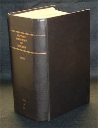 photo of Slater's Royal National and Commerical Directory of Ireland, 1870