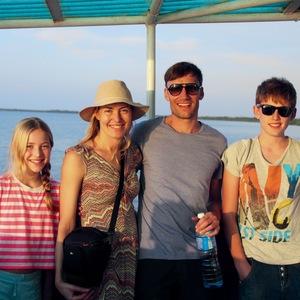 host image Family Buhl Overgaard