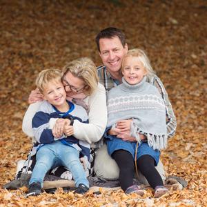 host Charlotte & Family in Kolding, Jutland profile image