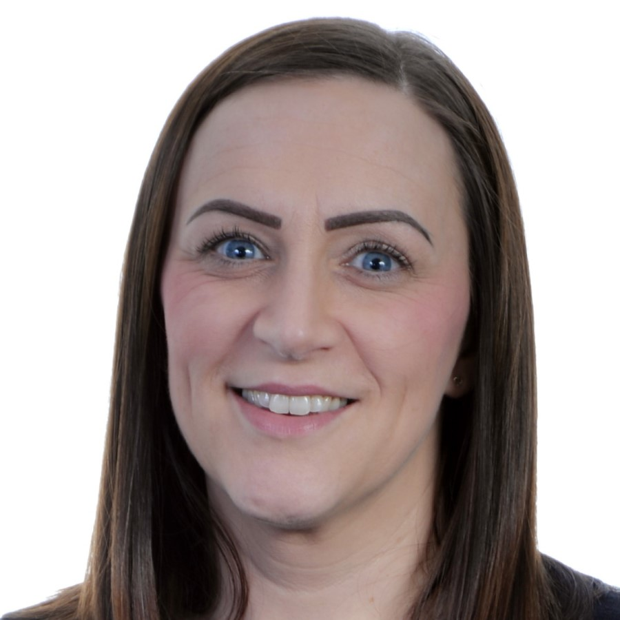 Lisa Ringrose, Head of Finance