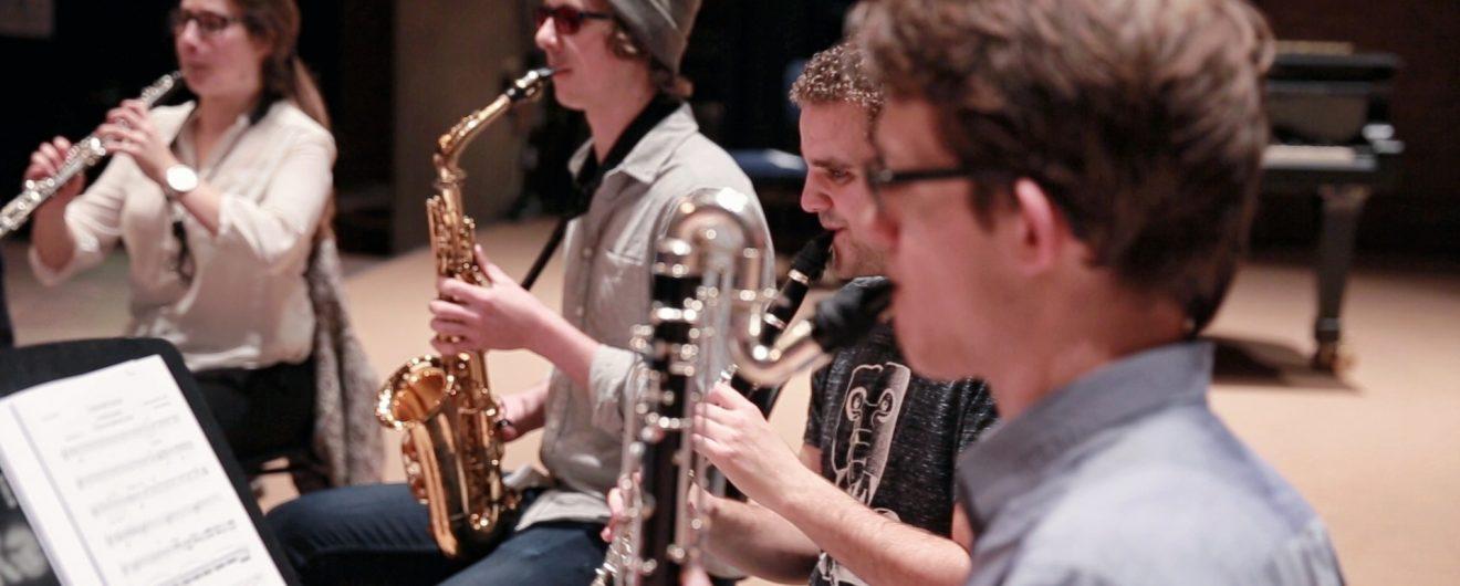 Rietorkest (met studenten KonCon Den Haag)
