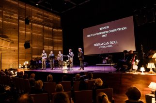MITHATCAN ÖCAL WINT CALEFAX COMPOSERS COMPETITION 2017