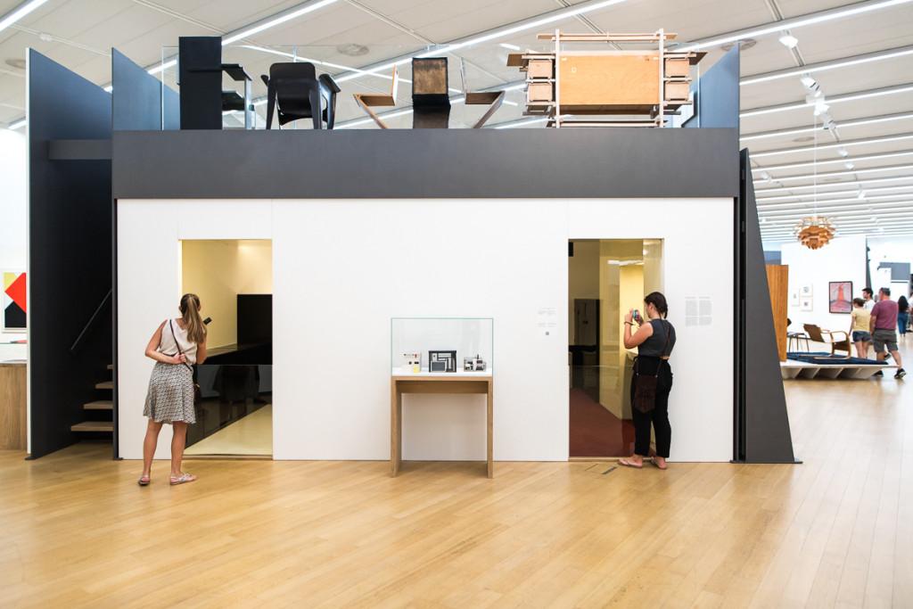 Zaalopname STEDELIJK BASE, 2018, Stedelijk Museum Amsterdam. Foto: Maarten Nauw