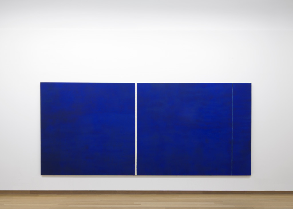 Barnett Newman, Cathedra, 1951. c/o Pictoright Amsterdam. Collection Stedelijk Museum Amsterdam, acquired with the generous support of the Vereniging Rembrandt, Theo van Gogh Stichting and N.N.