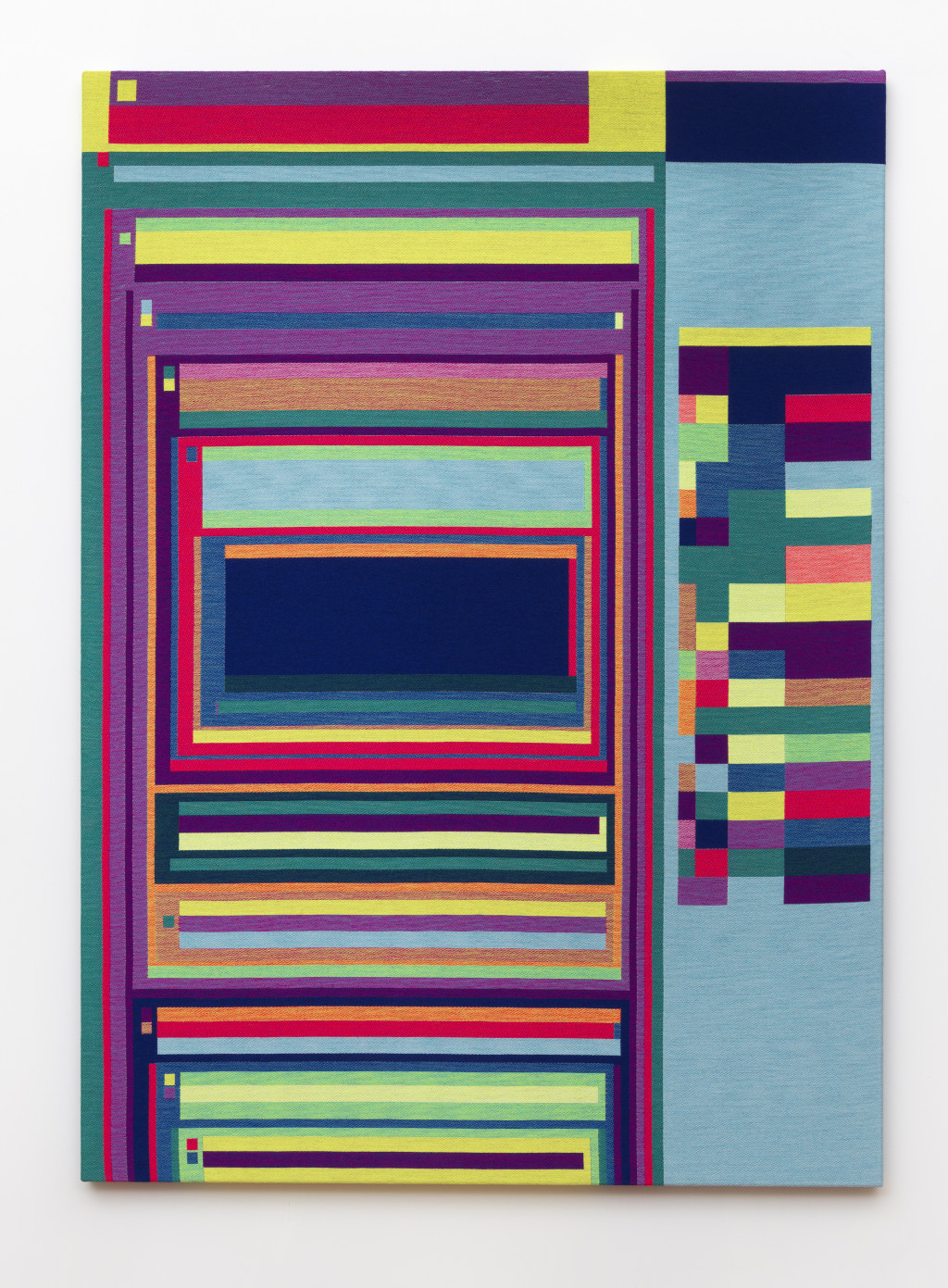 Rafaël Rozendaal, Abstract Browsing – REDDIT, 2016. Collection Stedelijk Museum Amsterdam, joined purchase of the Stedelijk Museum Amsterdam and MOTI. The purchase on the part of the Stedelijk Museum is generously supported by the Tijl Aankoop Fo