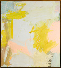 Willem de Kooning, Rosy-Fingered Dawn at Louse Point, 1963. © The Willem de Kooning Foundation, c/o Pictoright Amsterdam. Collection Stedelijk Museum Amsterdam