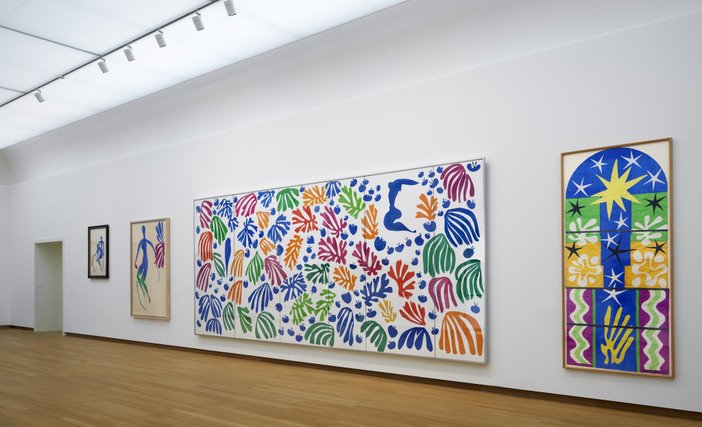 'The Oasis of Matisse' (2014)