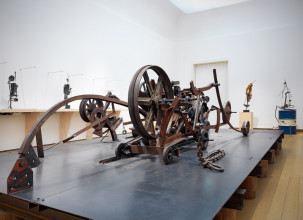L'exposition Jean Tinguely - Machine Spectacle (2016)