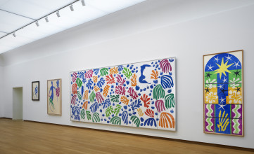 Esposizion 'The Oasis of Matisse' (2014)