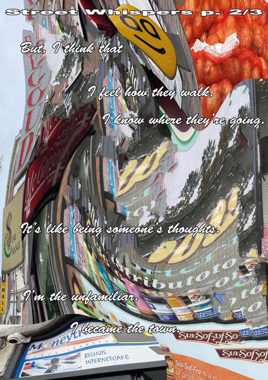 Poster by Jeanine van Berkel