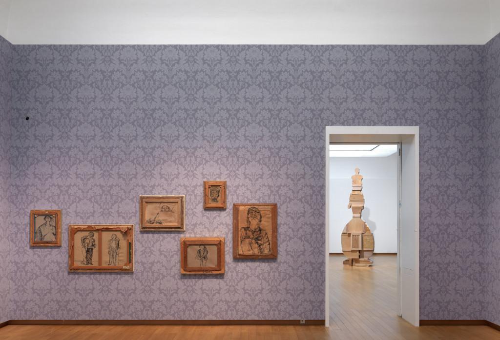 Installation view 'Walid Raad – 'Let's be honest, the weather helped', Stedelijk Museum Amsterdam, 2019, Photo: Gert Jan van Rooij.