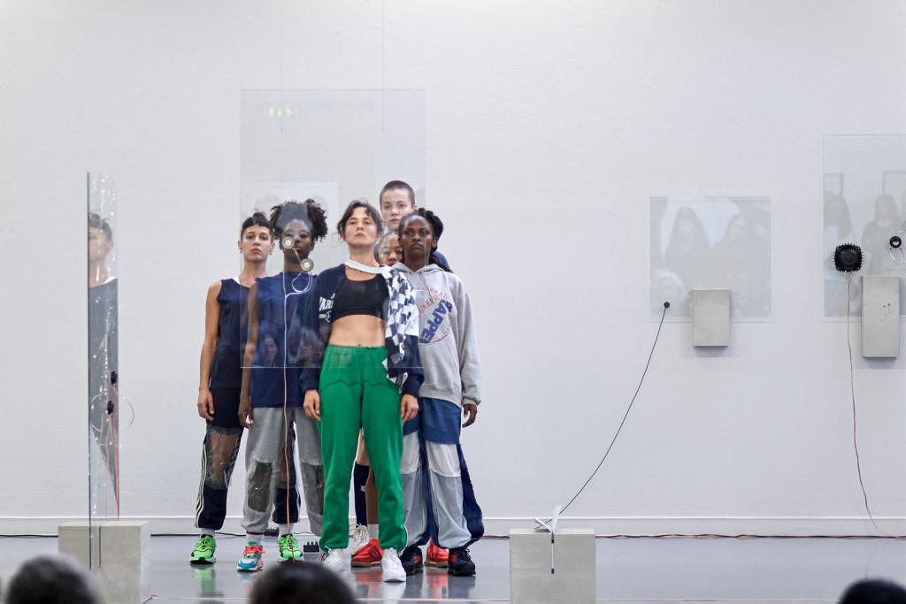 Alexis Blake, 'Crack Nerve Boogie Swerve', 2019. Foto: Diana Oliveira, re-touch: Thijme & Szafrańska