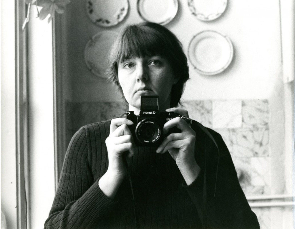 Self portrait in bathroom mirror, 1979 © Helena van der Kraan/Nederlands Fotomuseum/Stedelijk Museum Amsterdam