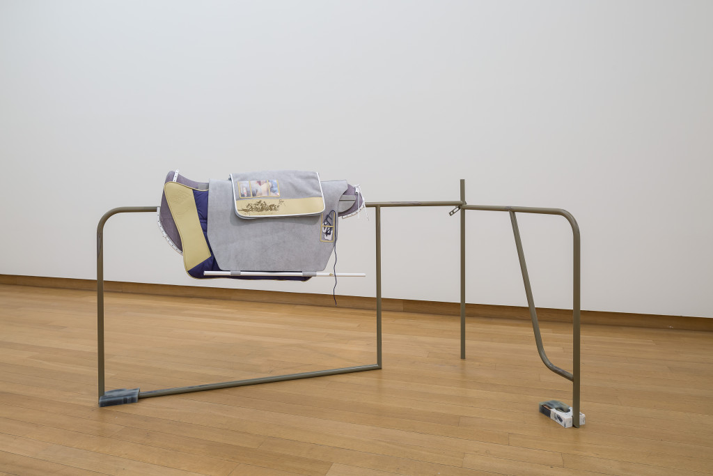 Magali Reus, 'Arbroath Smokie', 2016. Collection Stedelijk Museum Amsterdam. Photo: Peter Tijhuis