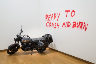 Marc Bijl, 'Suicide Machine', 2003. Collection Stedelijk Museum Amsterdam. Photo: Peter Tijhuis