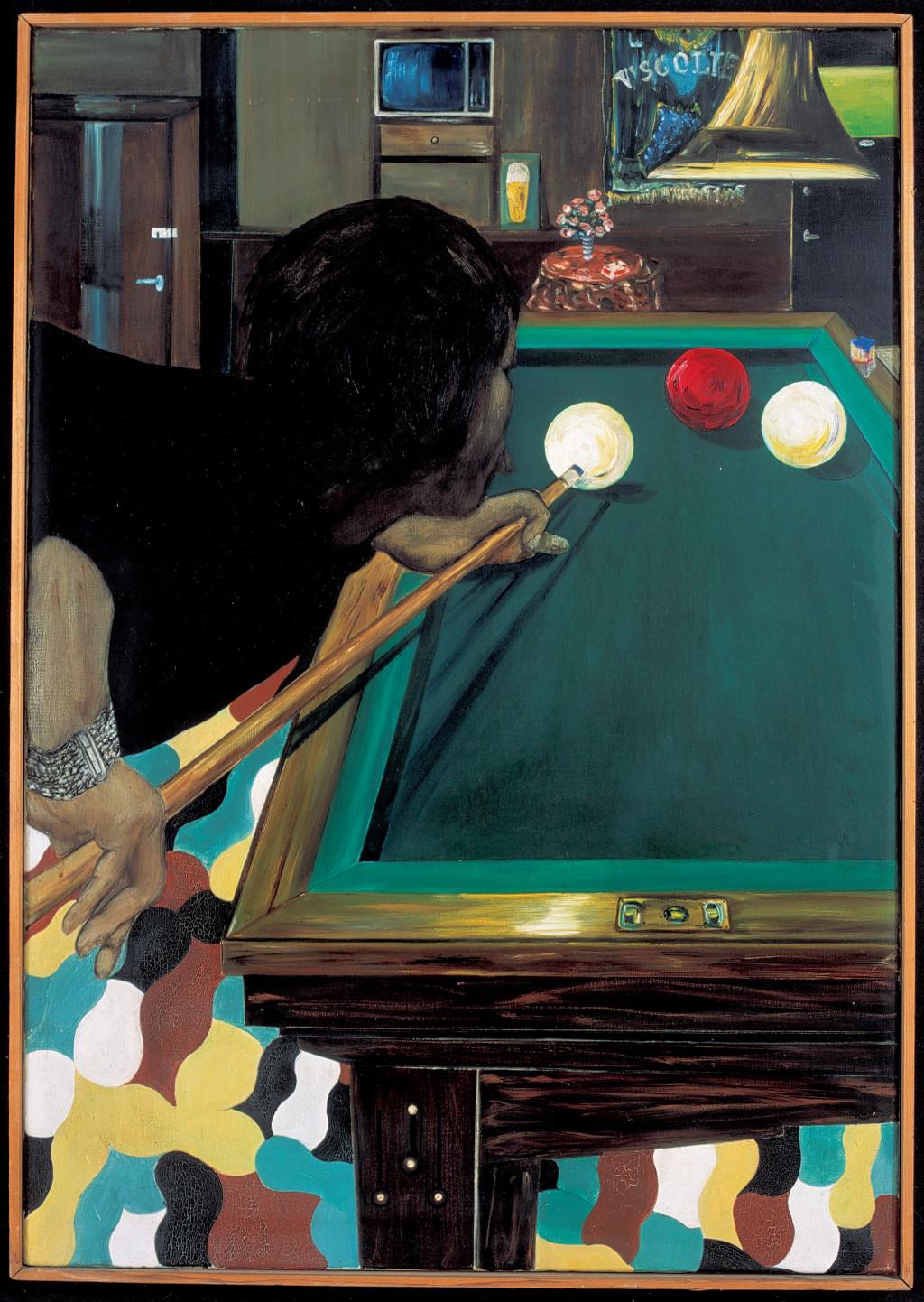 Jacqueline de Jong, 'Op de Queue nemen', 1977. Collectie van de kunstenaar. Courtesy Dürst Britt & Mayhew, Den Haag (NL) / Château Shatto, Los Angeles (US).