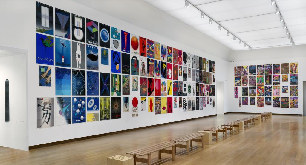 Exhibition: Colorful Japan. Stedelijk Museum Amsterdam, 2019. Photo: Gert Jan van Rooij