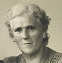 Johanna Punt, family photo
