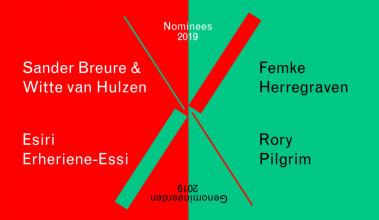 genomineerde prix de rome kunstenaars