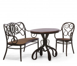 Michael Thonet, 'Café Daum (A variation of)', 1849. Collection Stedelijk Museum Amsterdam