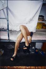 Bertien van Manen, 'Tao in her Dormitory - Fudan University', Shanghai, 1998