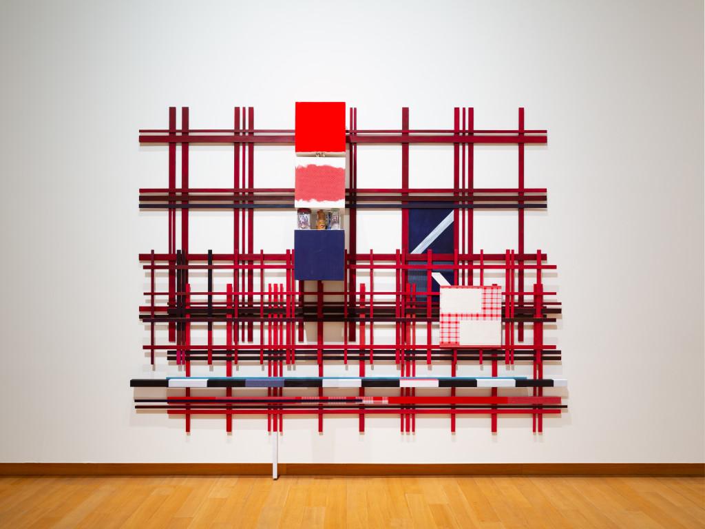 Remy Jungerman, INITIANDS, 2015. Collectie Stedelijk Museum Amsterdam. Courtesy Galerie Ron Mandos, Amsterdam. © Remy Jungerman. Foto Peter Tijhuis.