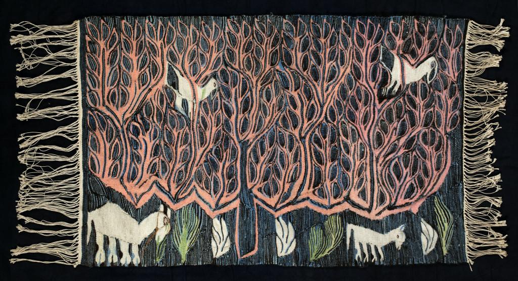 Reda Metwalli, Le Mûrier, 1961. Collectie Stedelijk Museum Amsterdam.