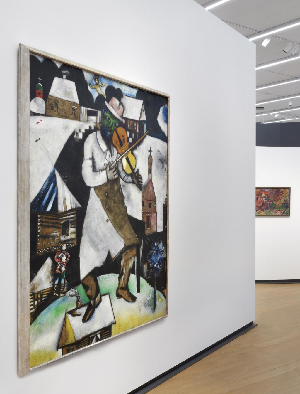 Zaalopname STEDELIJK BASE, Collectie Stedelijk Museum Amsterdam, c/o Pictoright Amsterdam. Foto: Gert Jan van Rooij.