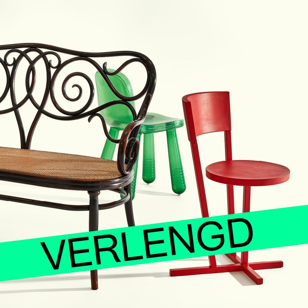 'Van Thonet tot Dutch Design' – t/m 12 september 2021