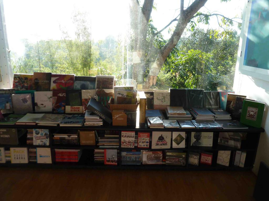 Bookstore of Selasar Sunaryo