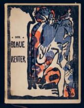 Der Blaue Reiter, Wassily Kandinsky en Franz Marc, München 1912, Stedelijk Museum, Amsterdam