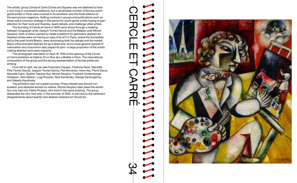 "Preview publication ""Chagall, Picasso, Mondrian and others: Migrants in Paris"""