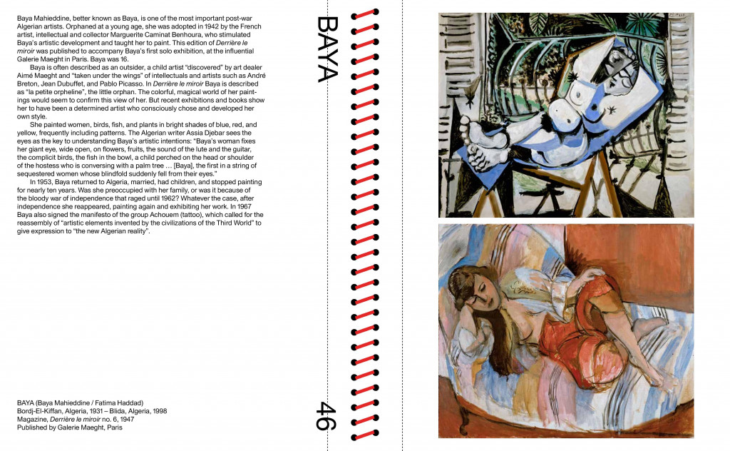 """Preview publication """"Chagall, Picasso, Mondrian and others: Migrants in Paris"""""""