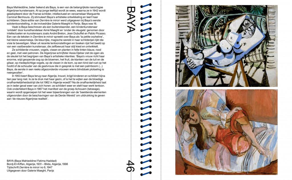 Preview publicatie 'Chagall, Picasso, Mondriaan e.a.: Migranten in Parijs'