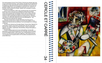 Preview publicatie 'Chagall, Picasso, Mondriaan en anderen: Migranten in Parijs'