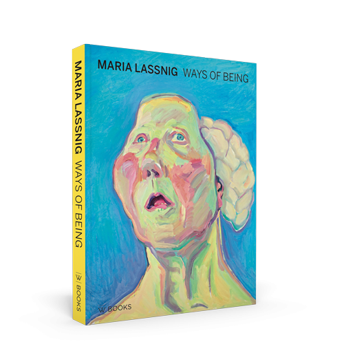 Maria Lassnig ways of Being catalogus
