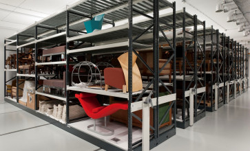 Depot of the Stedelijk Museum Amsterdam