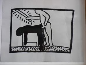 f0fa26ef Nightlife. Stedelijk Museum Amsterdam Archive. © Keith Haring Foundation