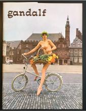 Cover 'Gandalf' 22, 1967. Foto: Studio Gandalf. Collectie Rijksmuseum, Amsterdam.