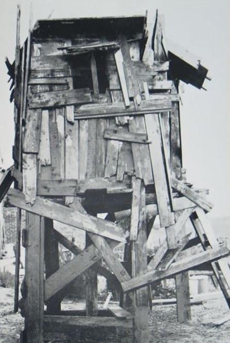 Ben d'Armagnac, Huisje, 1969. Collectie Stedelijk Museum Amsterdam
