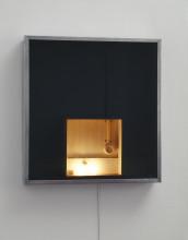 Jeroen Henneman, Stilleven langs de plint (The Lovers), 1968. Collectie Stedelijk Museum Amsterdam