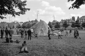 Eventstructure Research Group, Brickhill, Six Events in Amsterdam, Sloterplas, Amsterdam, Netherlands (Photo: Pieter Boersma)